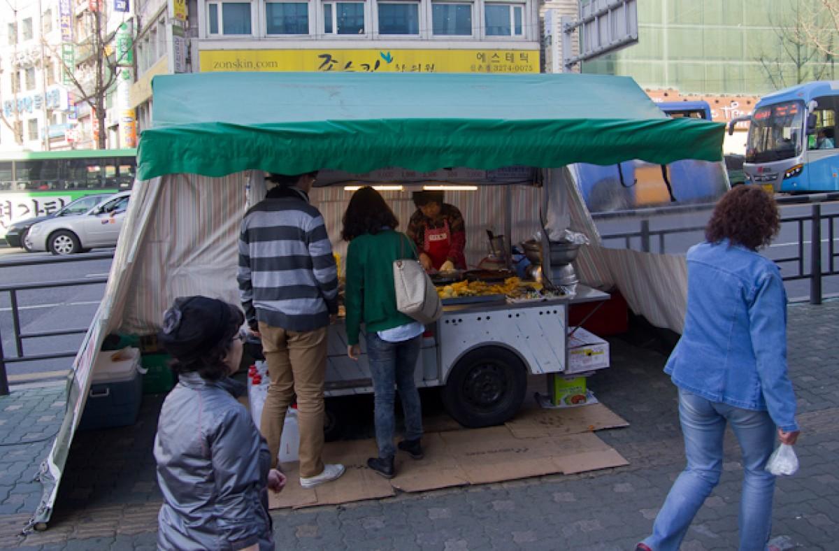POTD day 101 Street Food