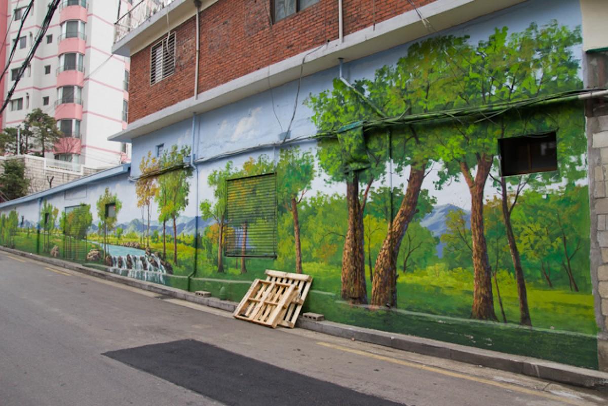 POTD day 105 Mural