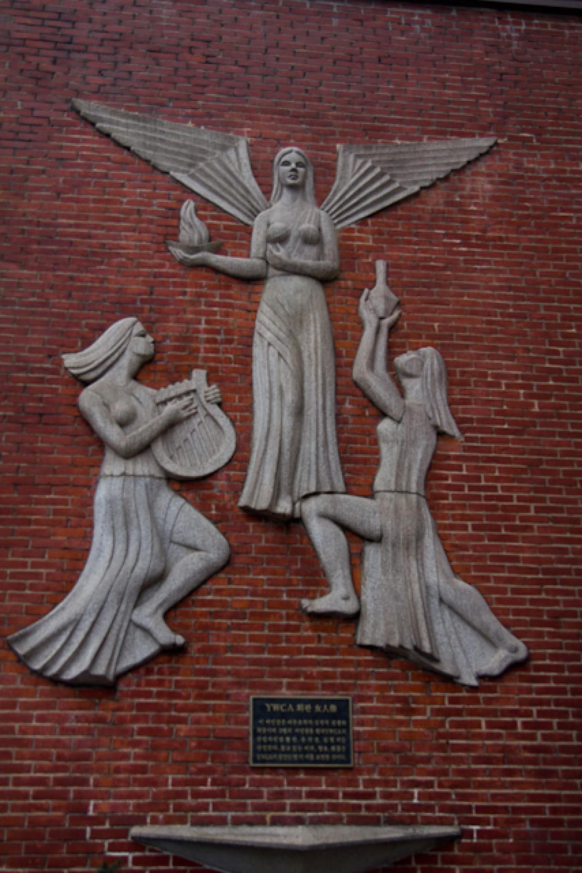 POTD day 37 YWCA Angels