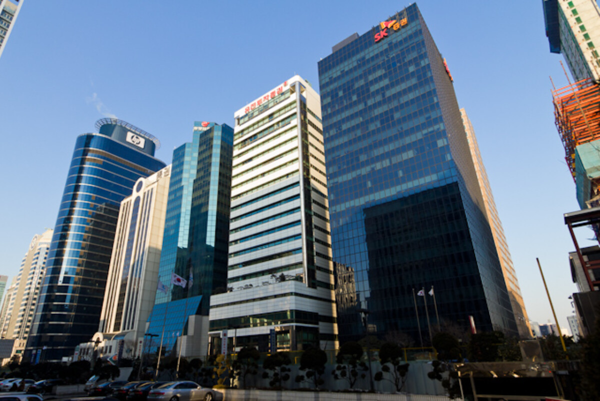 POTD day 42 Office Buildings