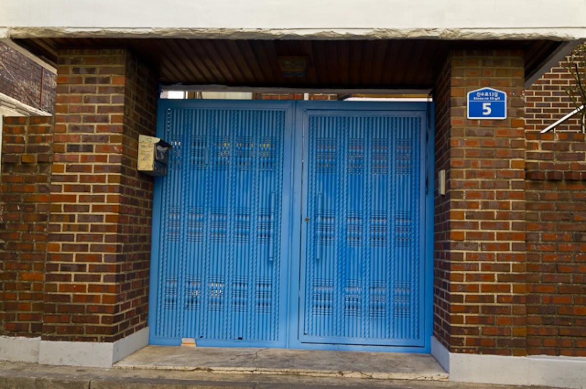 POTD day 53 Blue Door