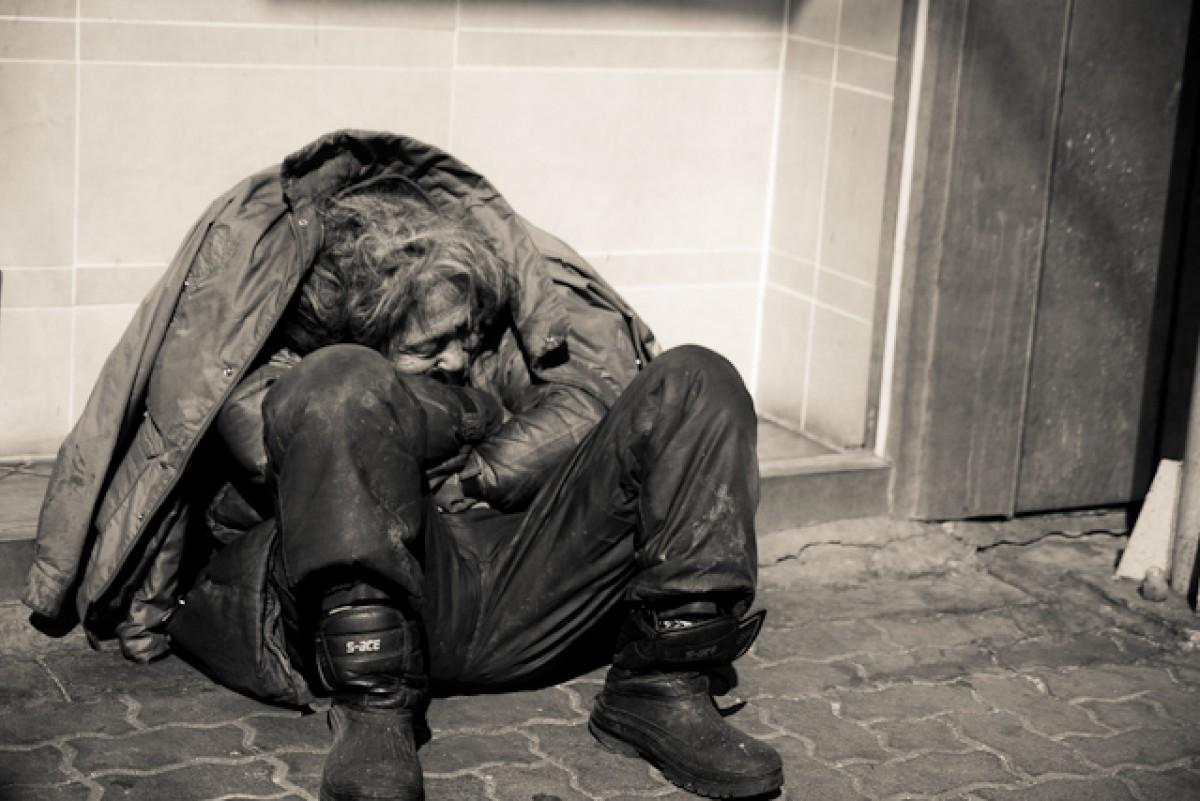 POTD day 56 Homeless
