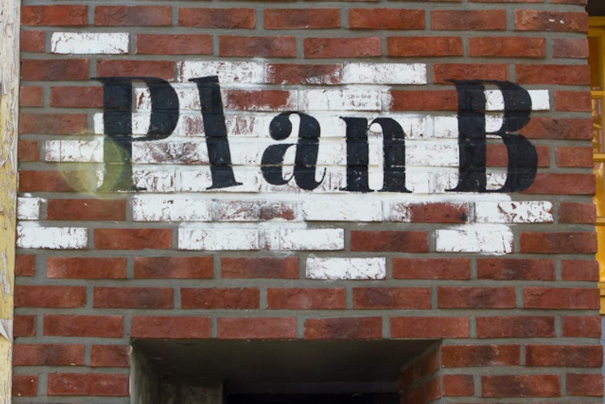 POTD day 21 Plan B
