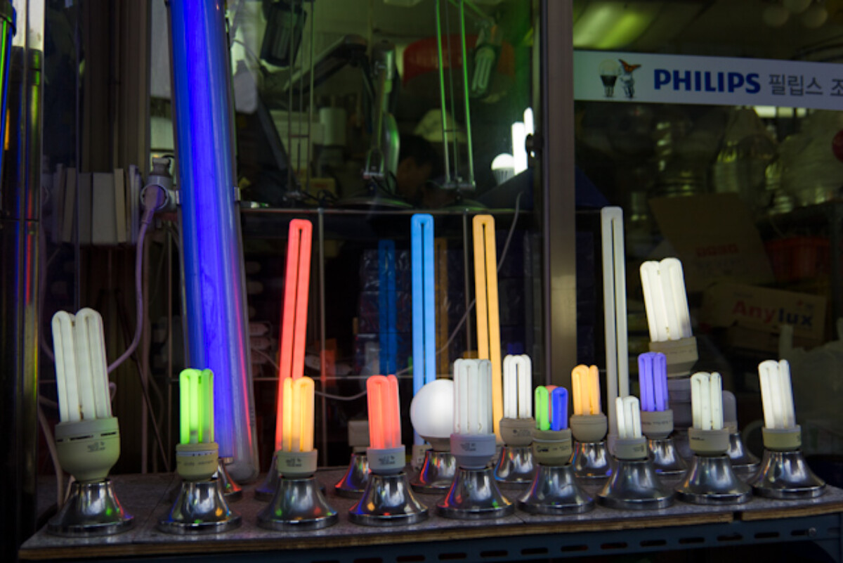 POTD day 27 Lightbulbs