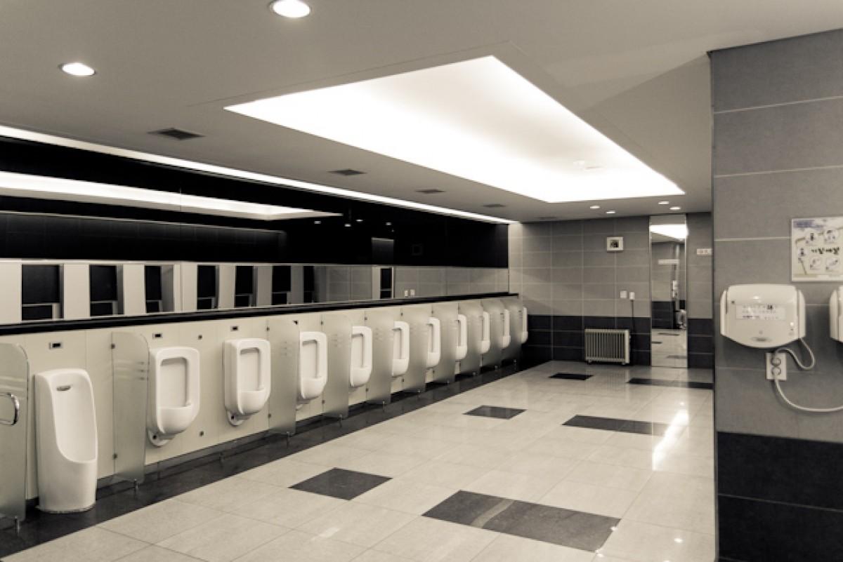 POTD day 29 Urinal
