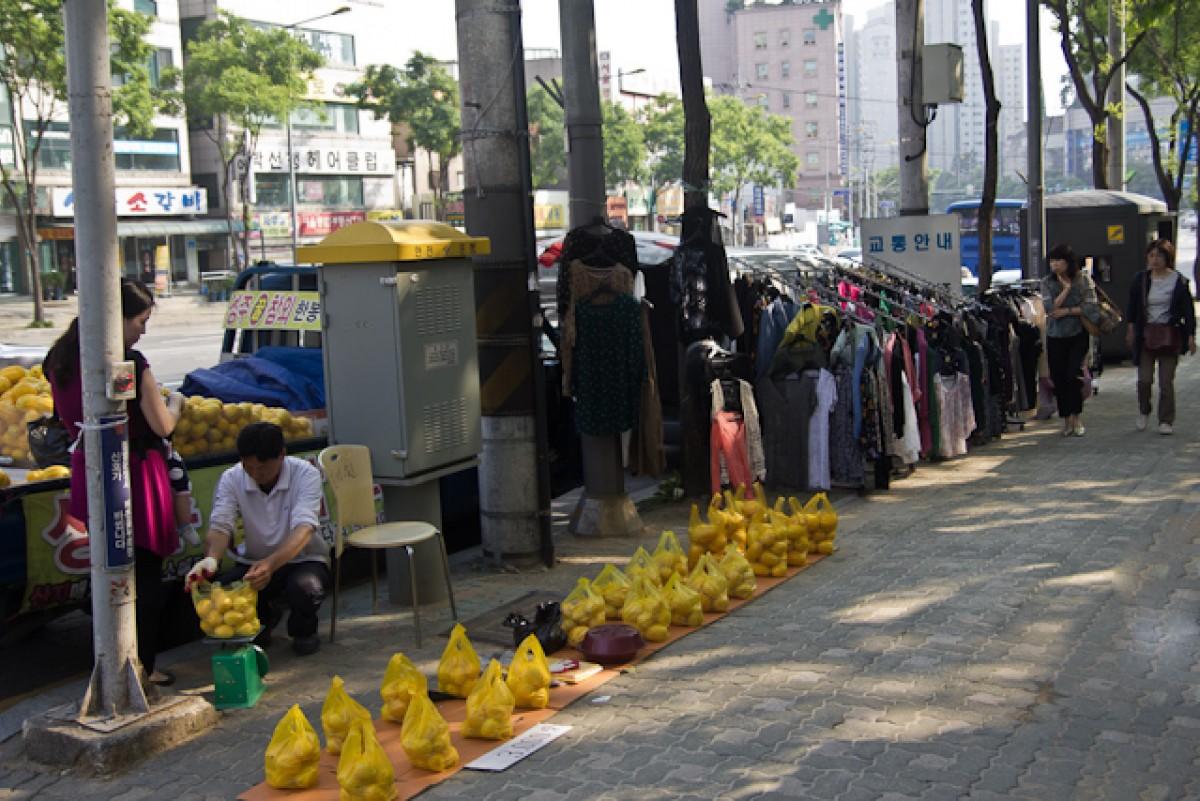 POTD day 155 street vendor