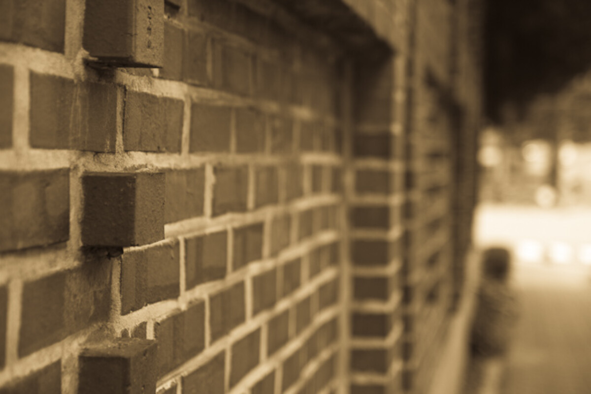 POTD day 159 Brick Wall