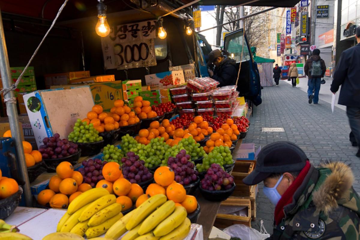 POTD day 76 Fruit Market