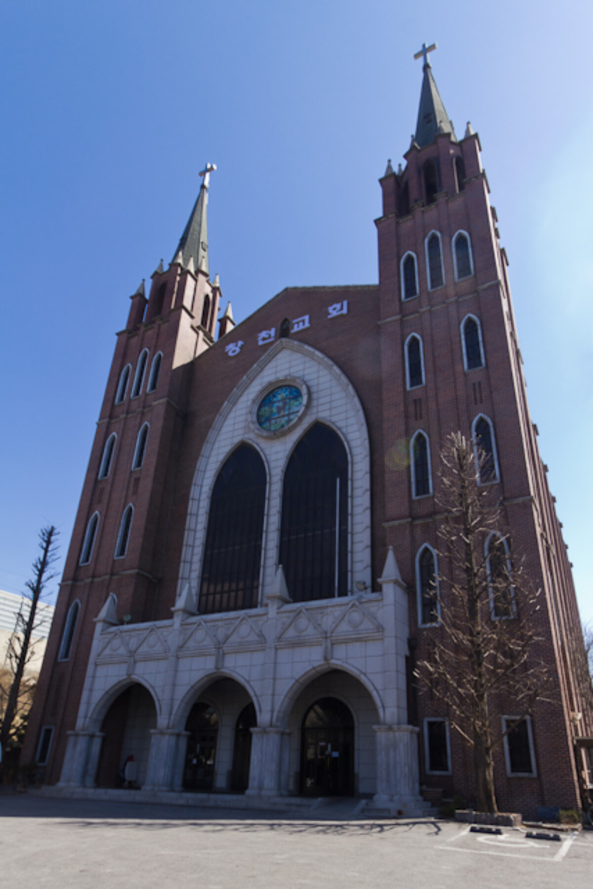 POTD day 84 Changchun church