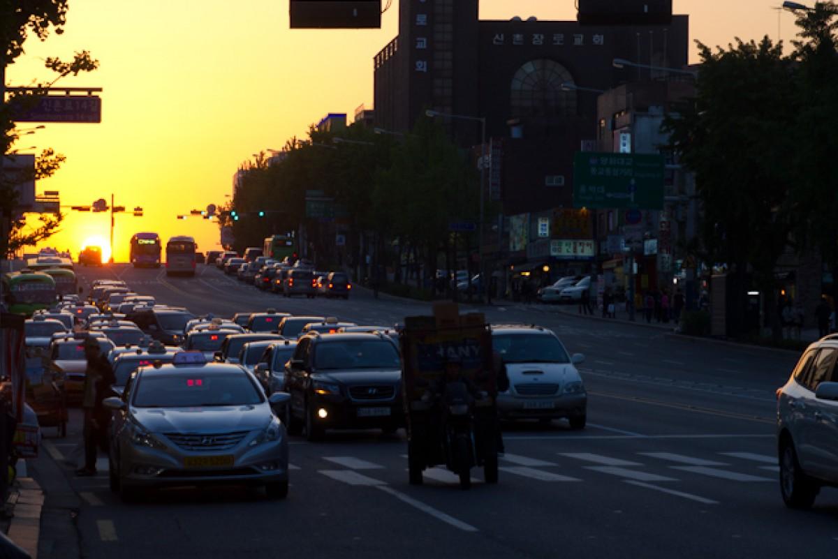 POTD day 143 Urban Sunset
