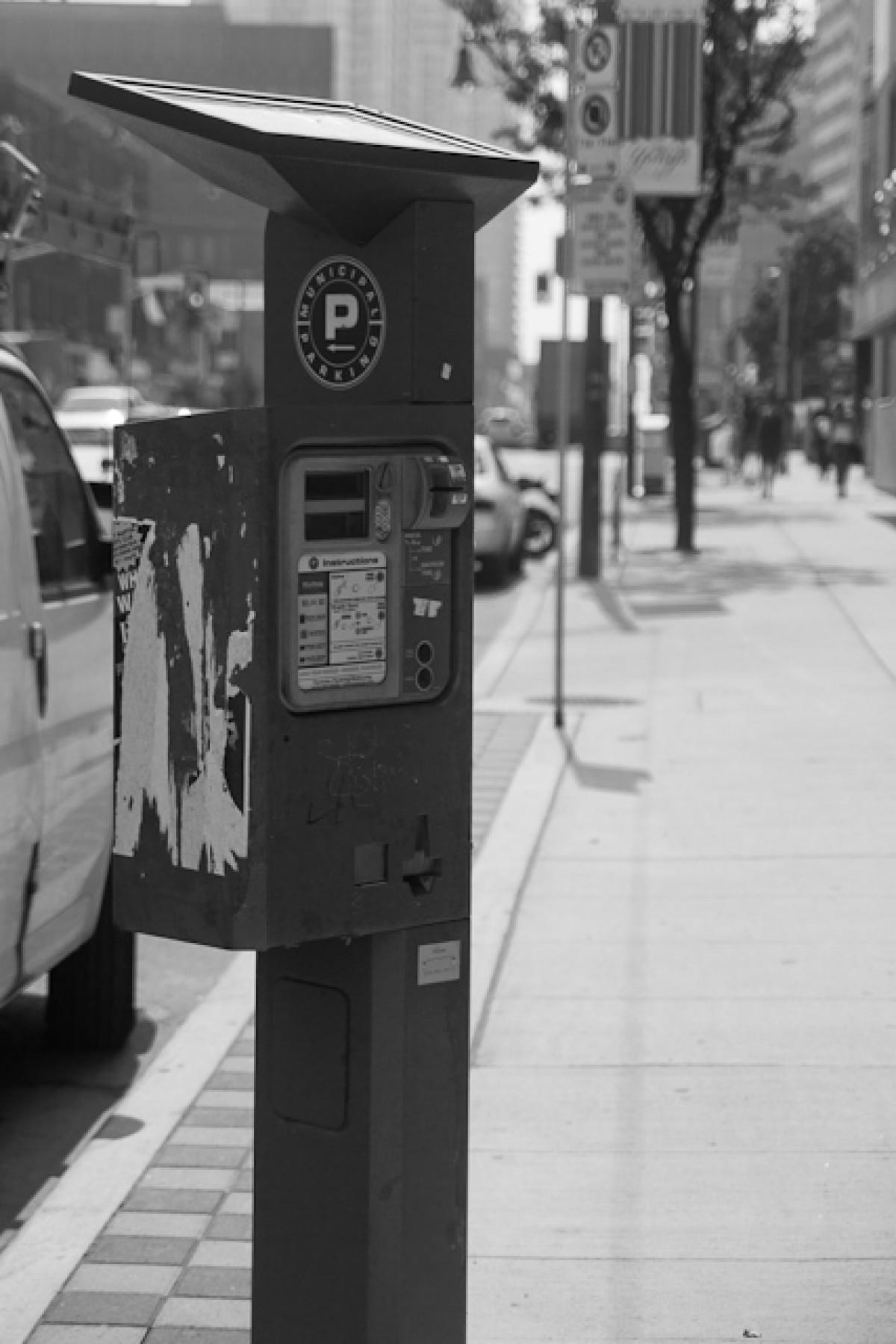 POTD day 208 Parking Meter