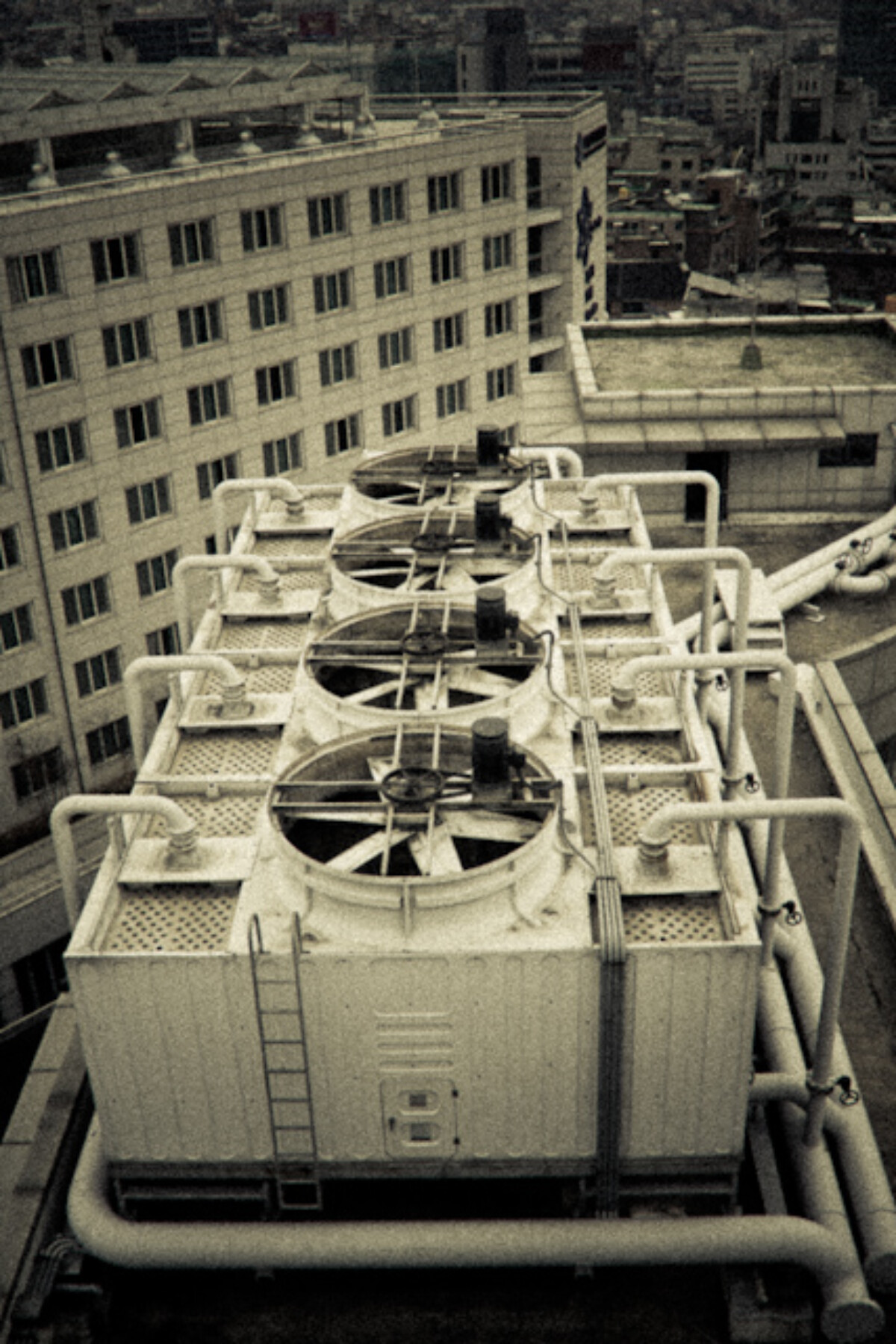POTD day 64 Exhaust Fans