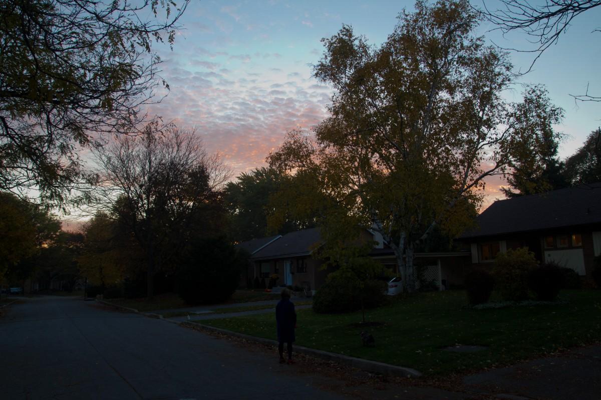 Neighborhood Sunrise
