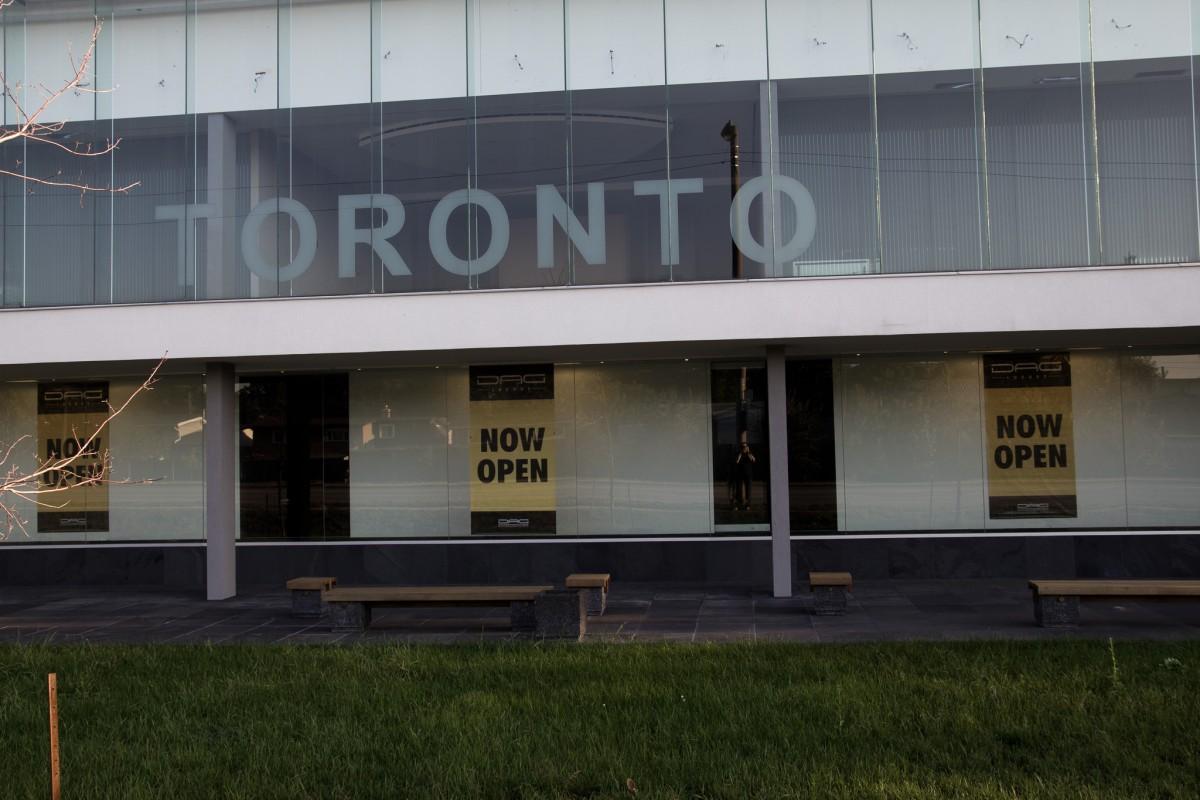 Toronto Now Open