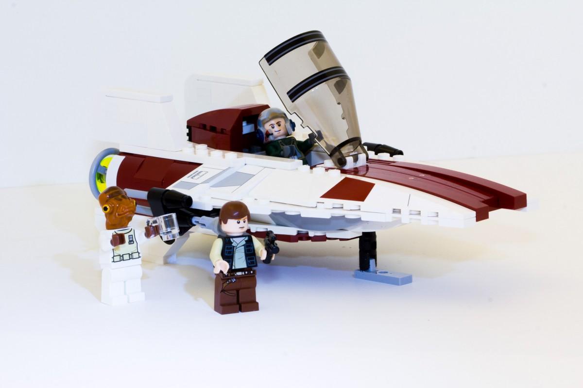 Star Wars Lego - 7th Birthday