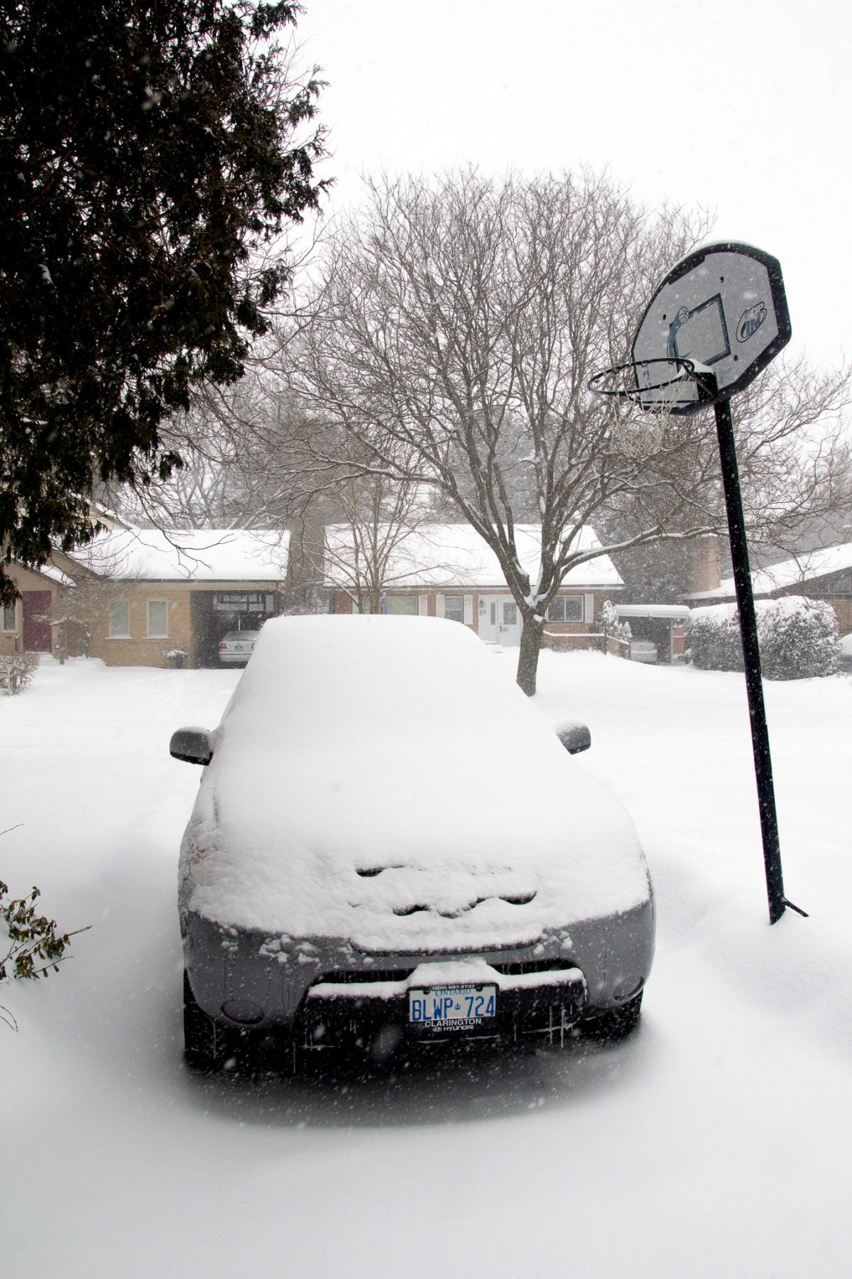 Snow Storm February 8, 2013