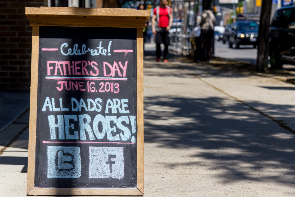 All Dads Are Heroes