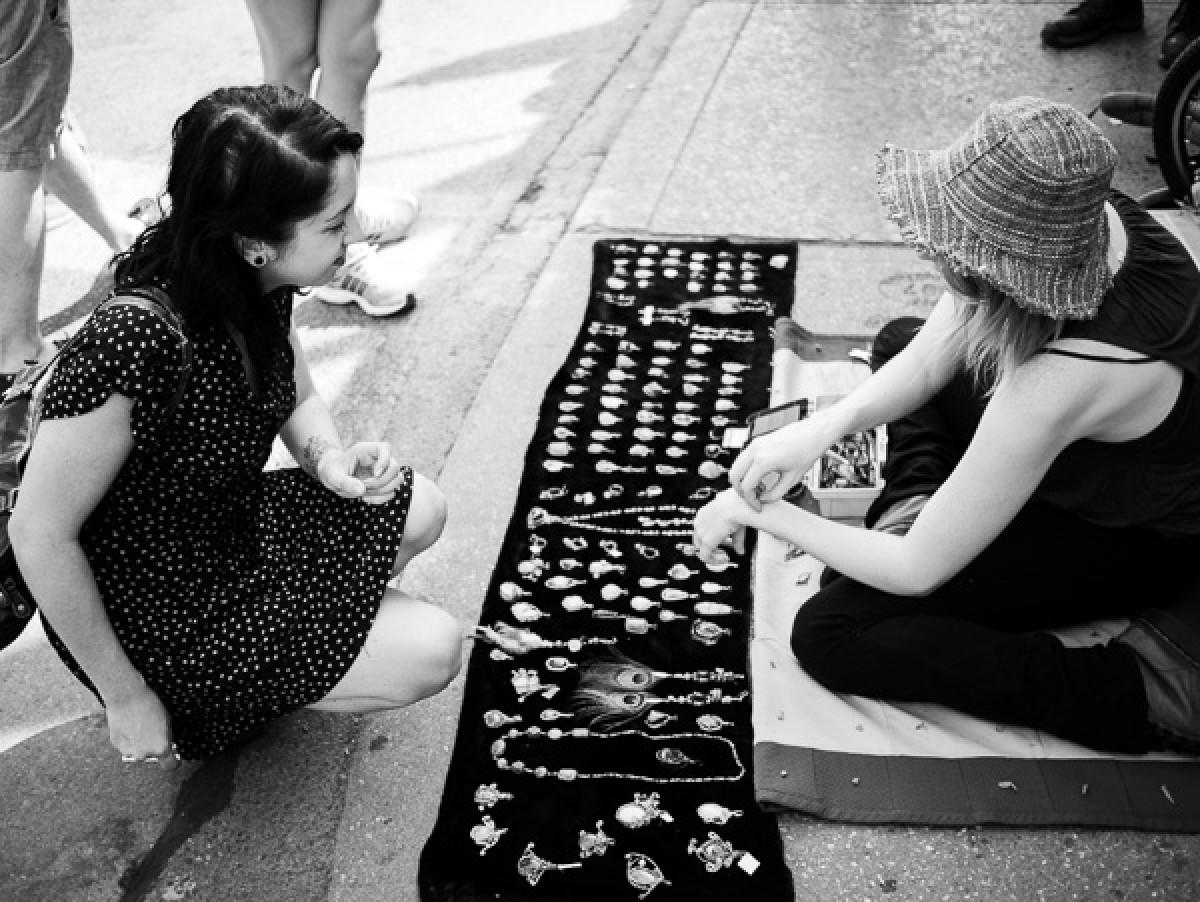 Sidewalk Jewelry