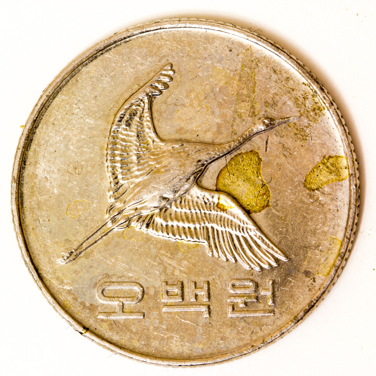 500 Won Coin