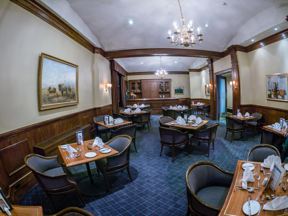 Dining Hall at The National Club