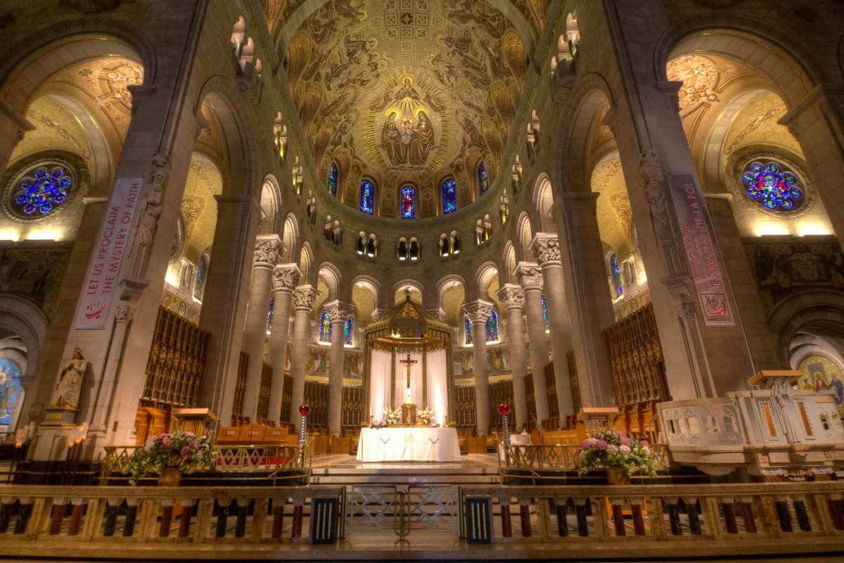 Basilica Sainte Anne de Beaupré