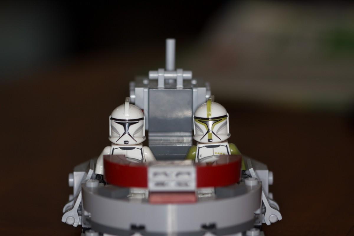 Lego Macro