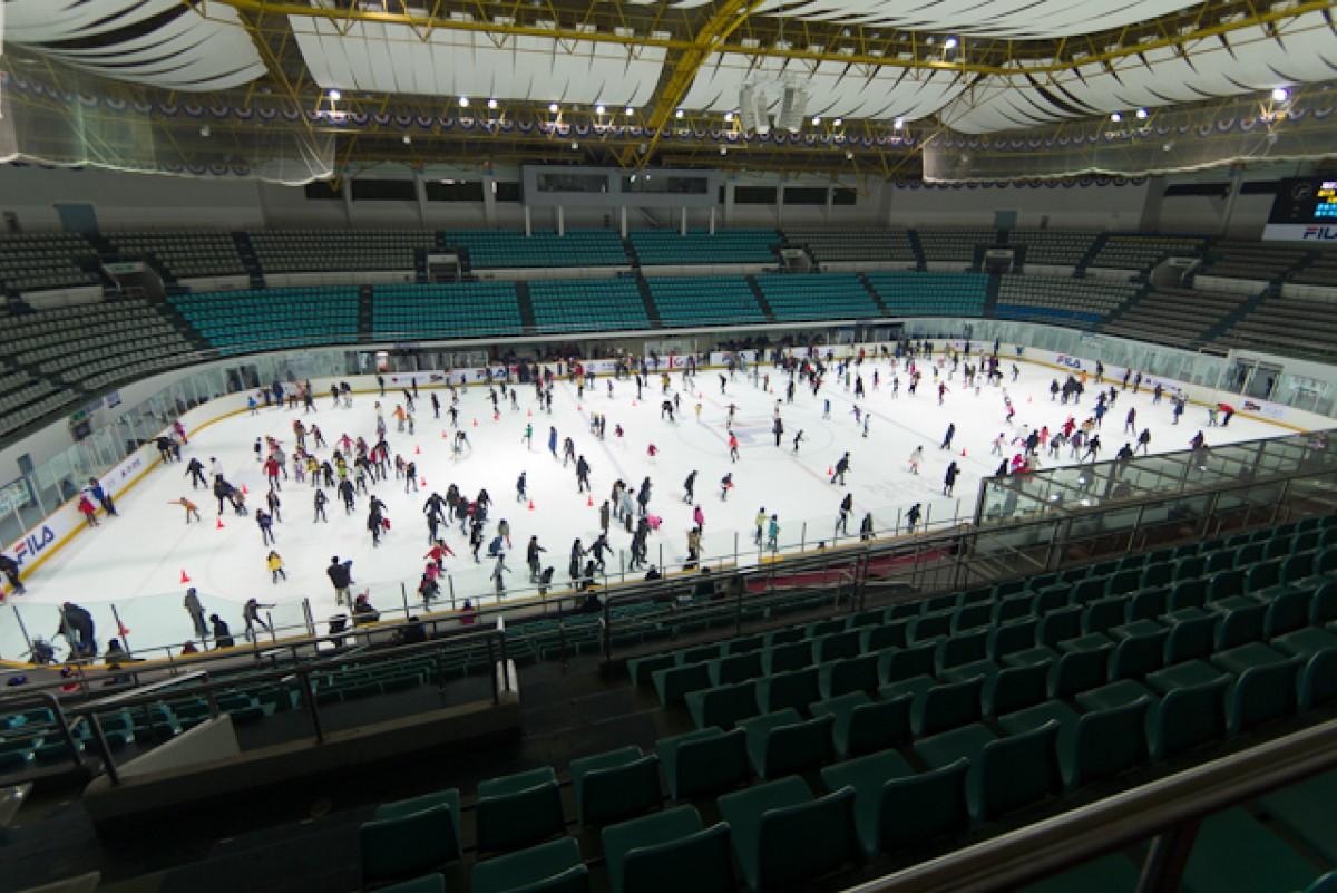 POTD day 8 Mokdong Ice Rink