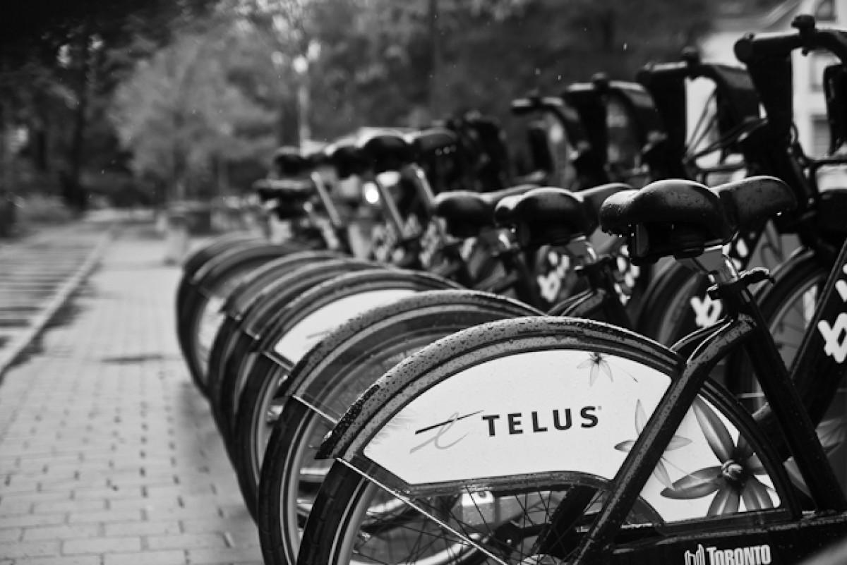 POTD day 188 Community Bicycles