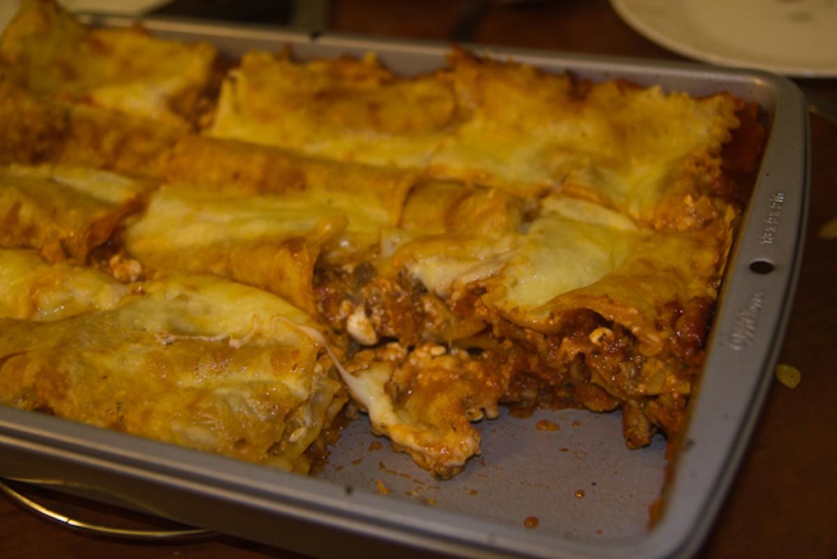 POTD day 209 Lasagna