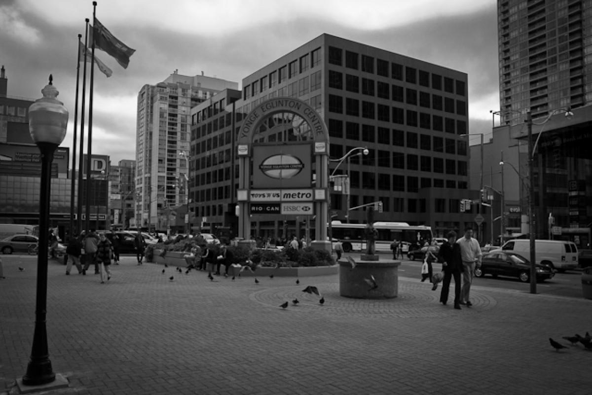POTD day 210 plaza