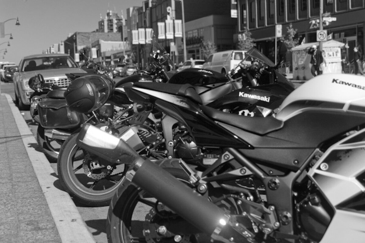 POTD day 226 Motorcycles