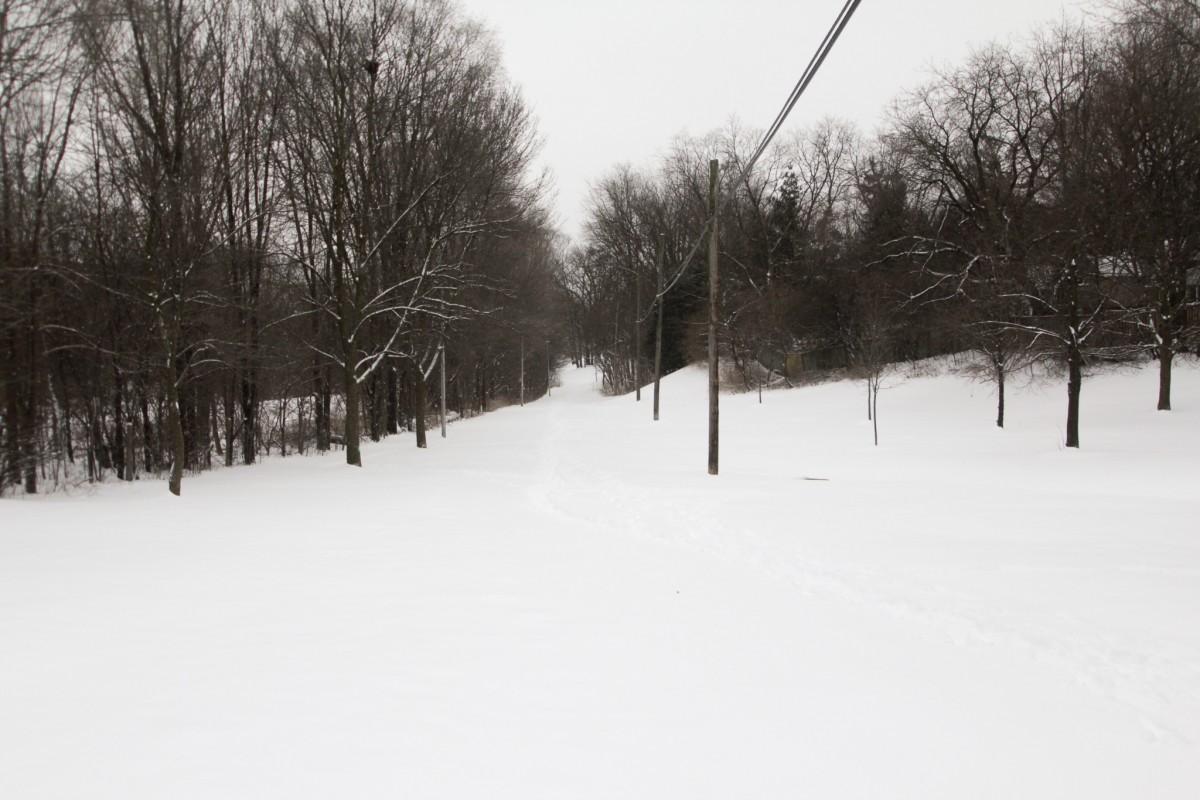 9 Centimeters of Winter