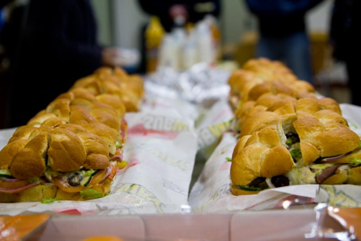 POTD day 30 Sandwiches