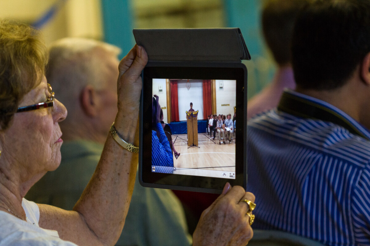 iPad Photographer