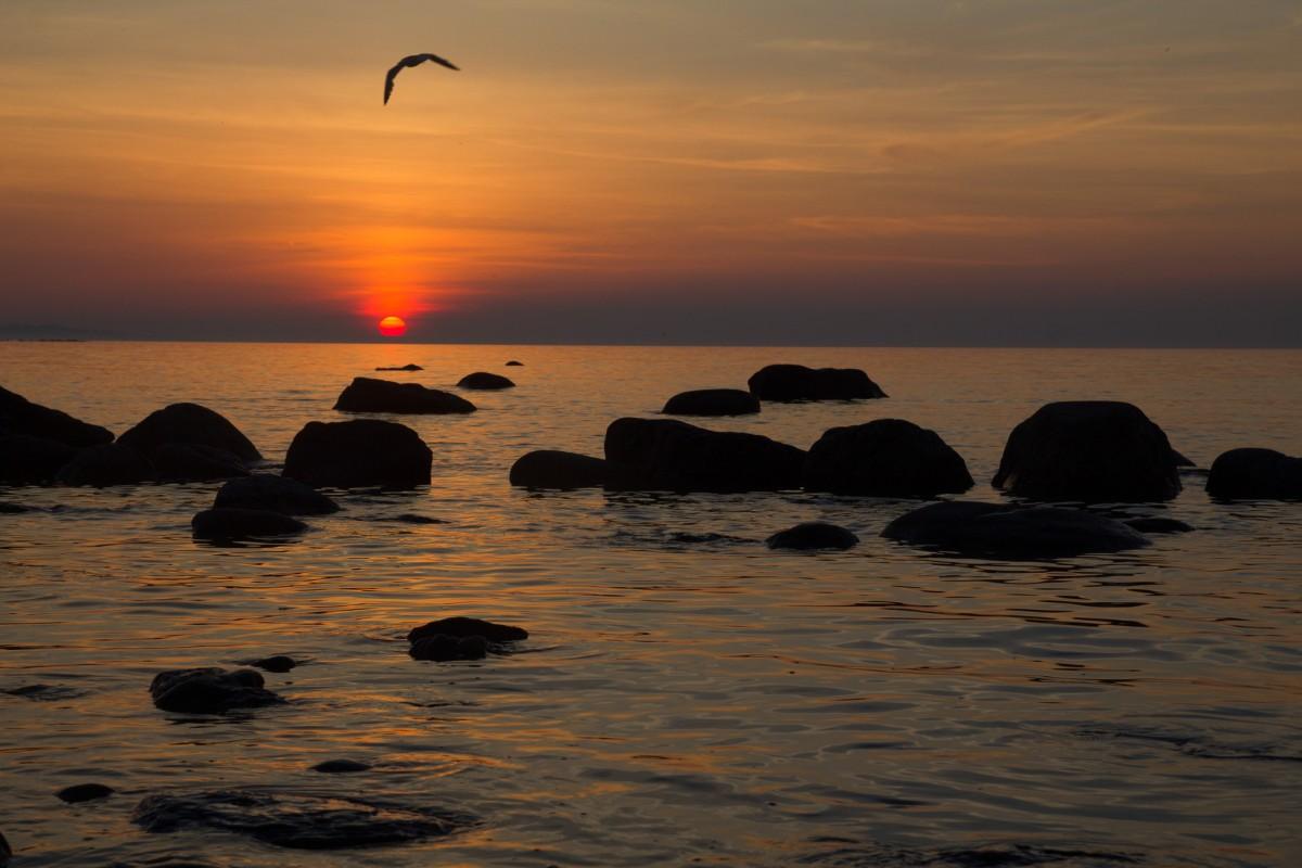 Awenda Sunset