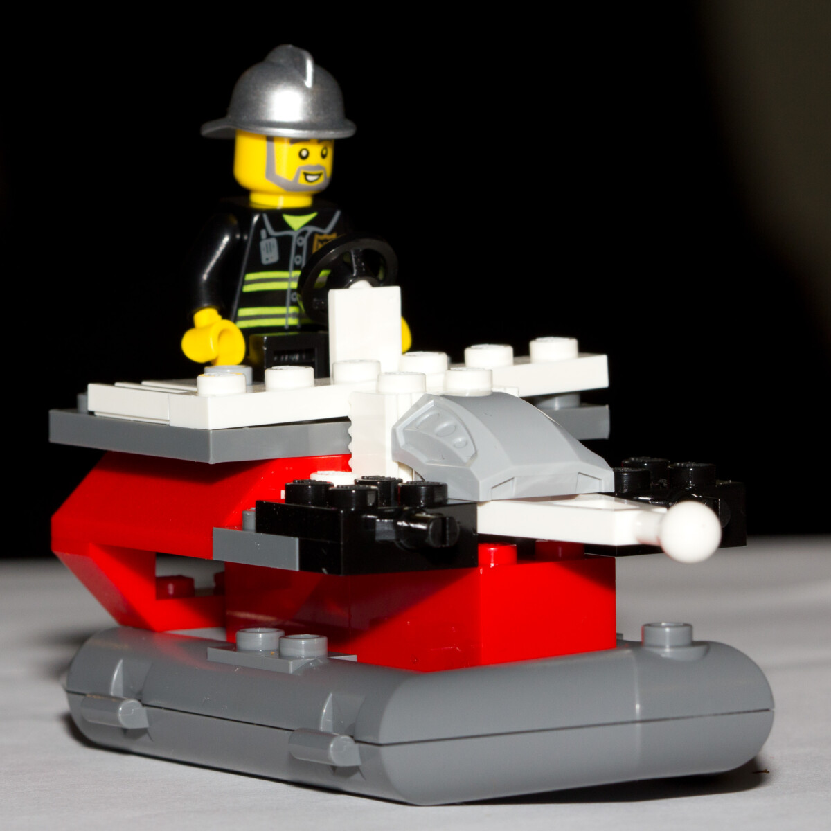 Lego Fire Boat