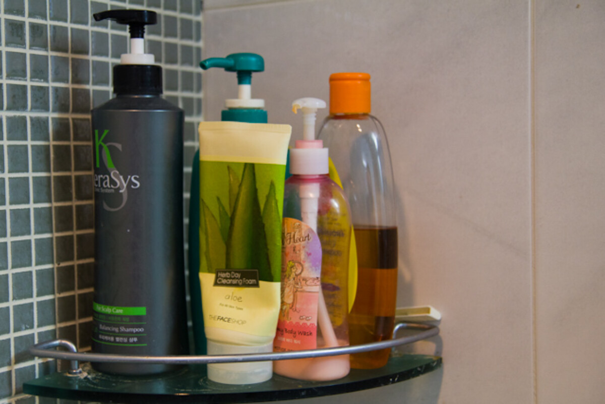 POTD day 103 Shampoo