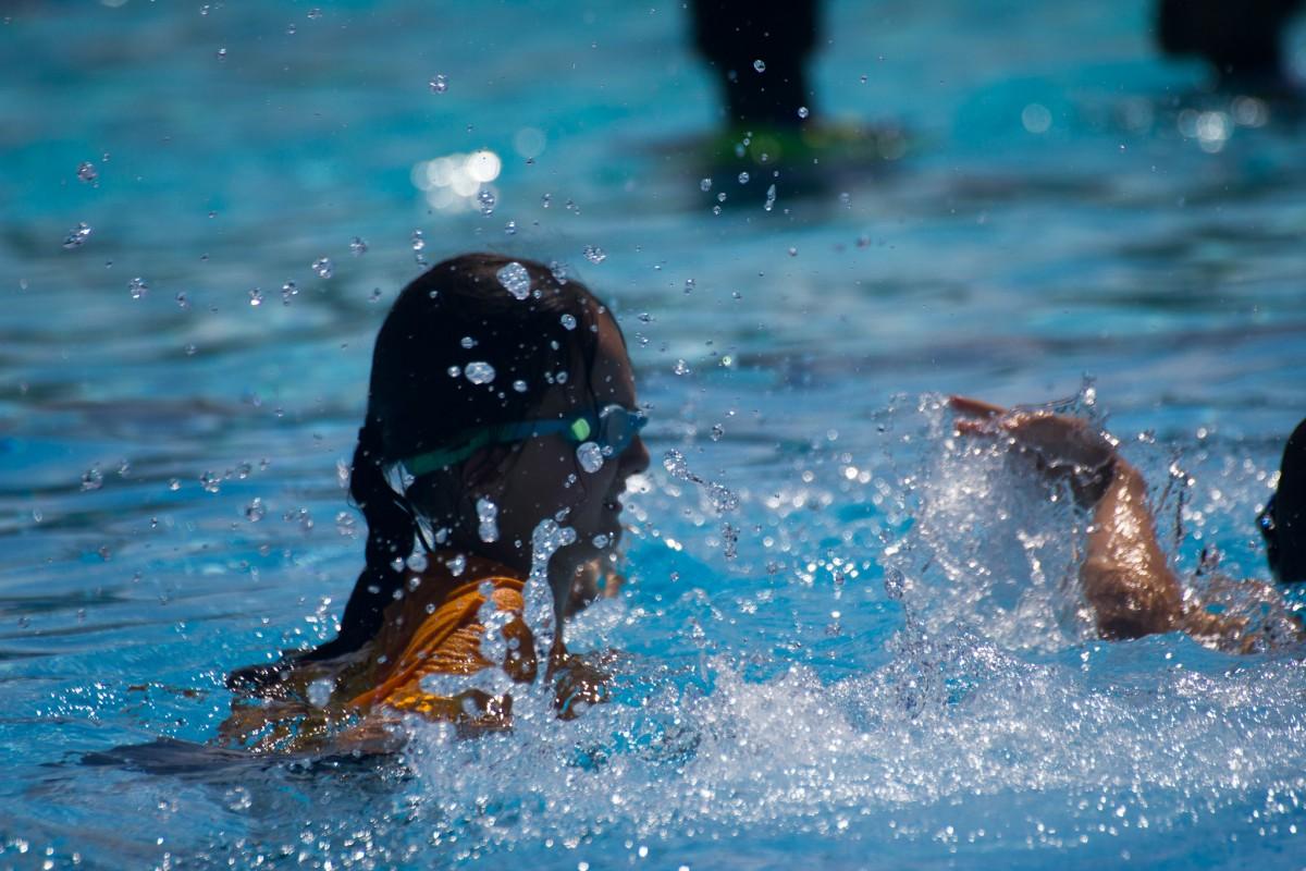 Pool Swimmer
