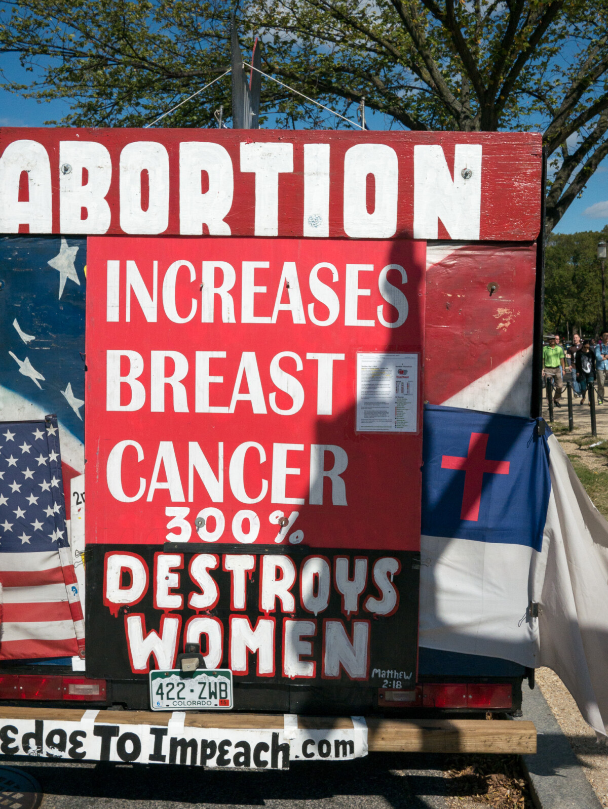 Abortion Increases Breast Cancer 300%