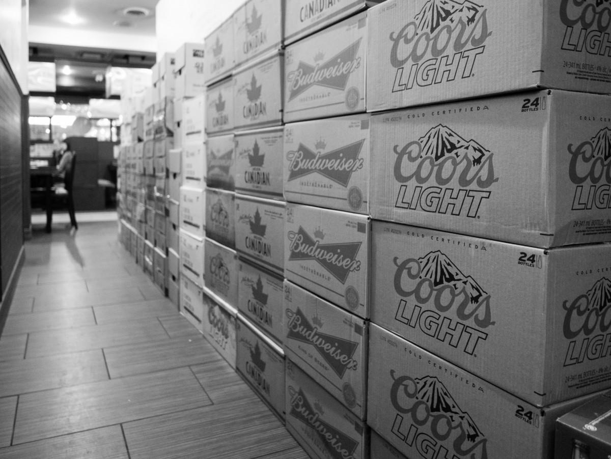 Wall O'Beer
