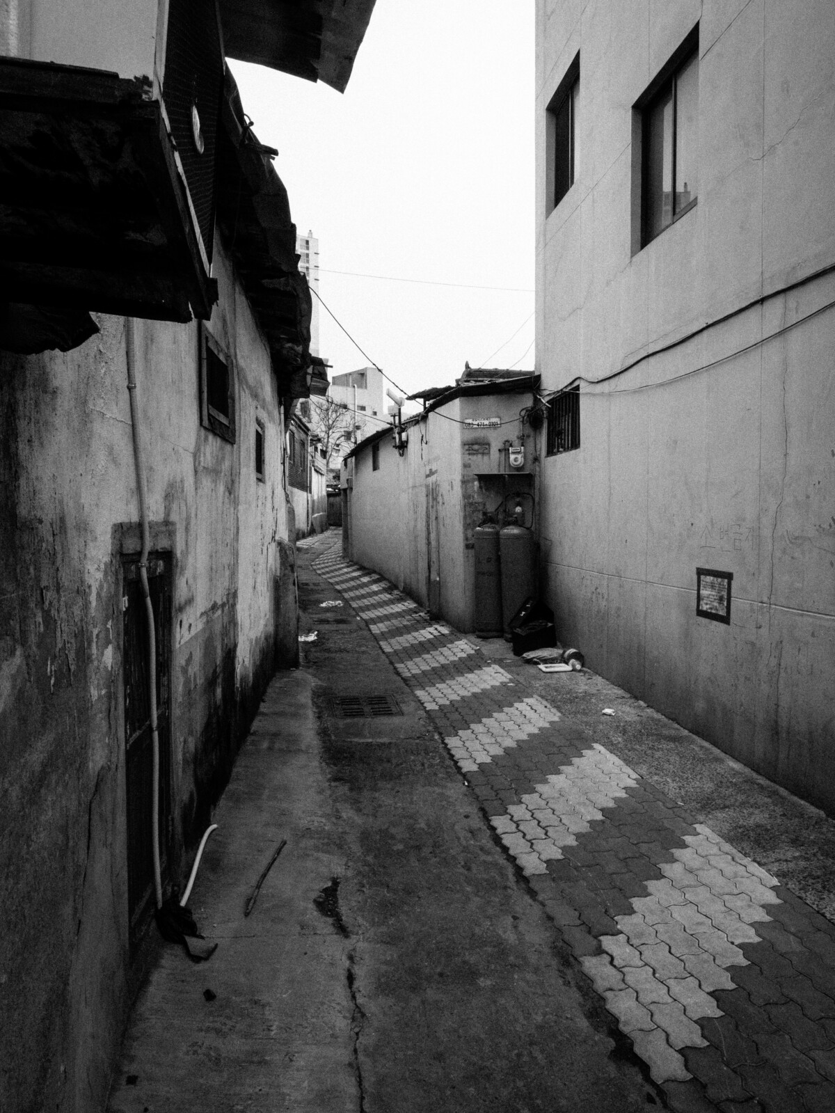 Alley in Deagu