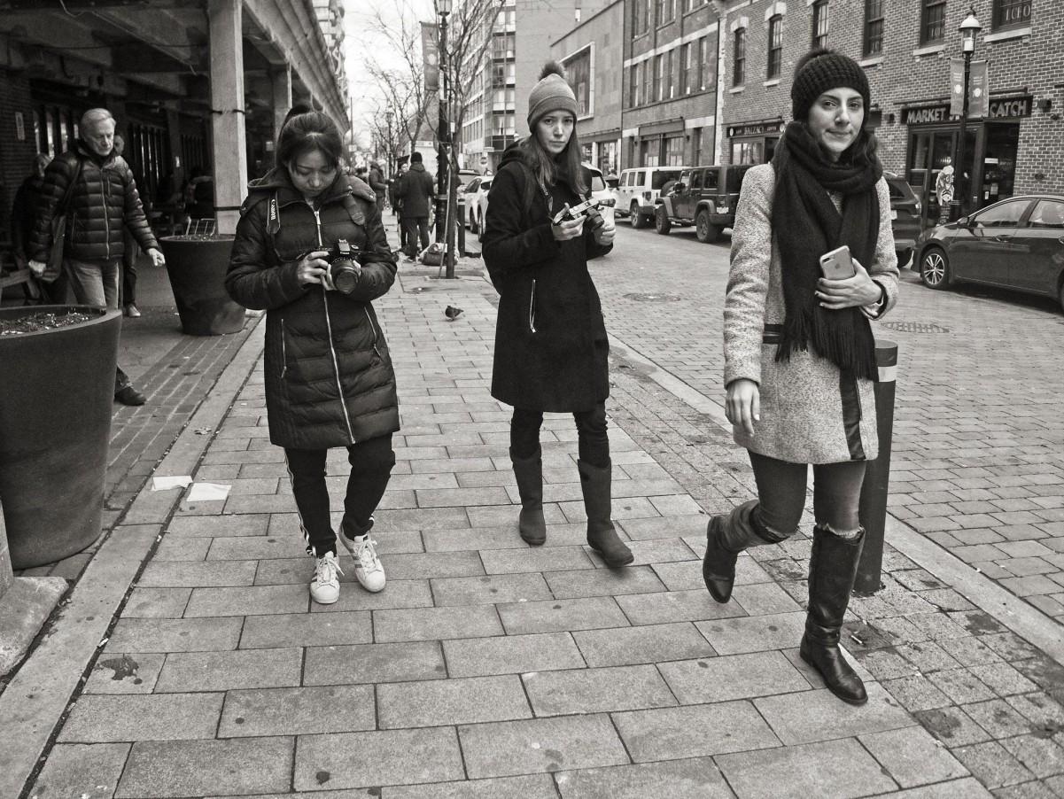 Photographers on the Street