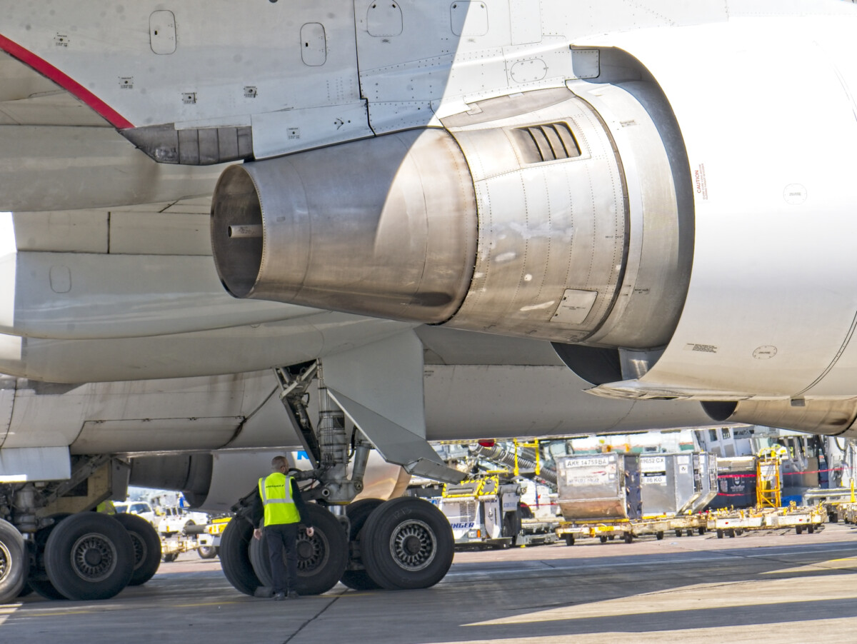 KLM Undercarriage