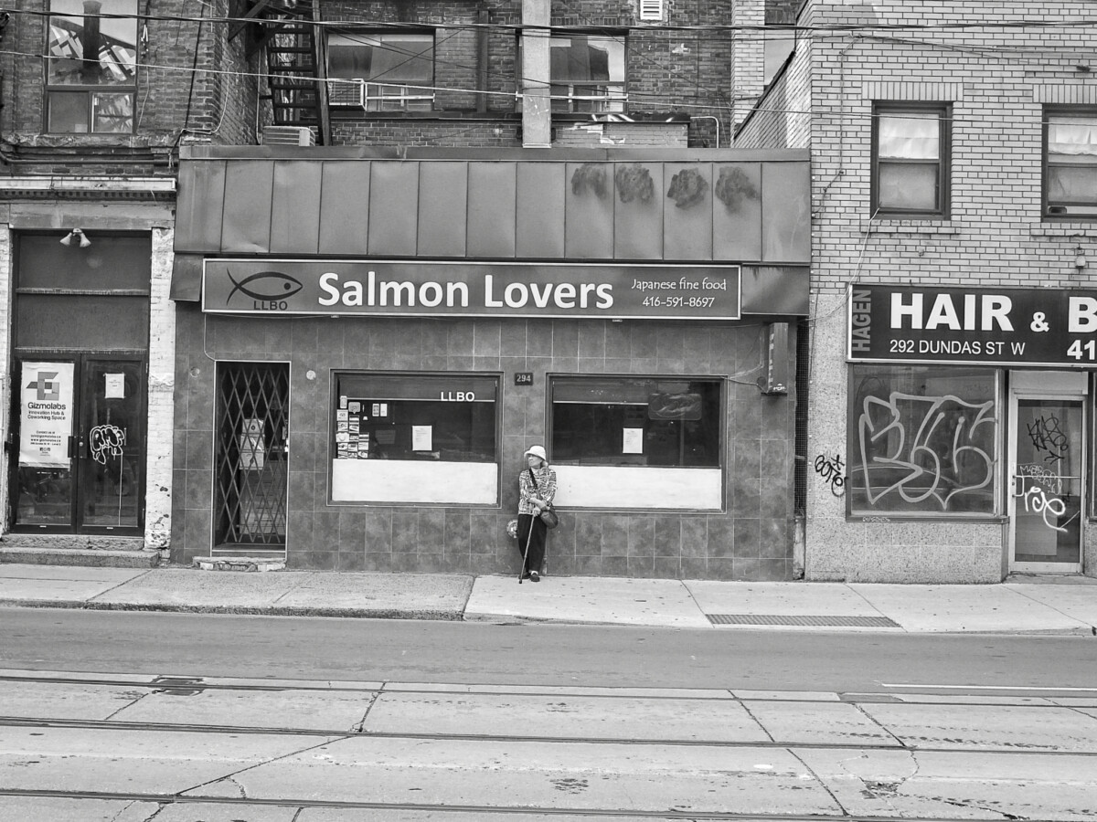 Salmon Lovers