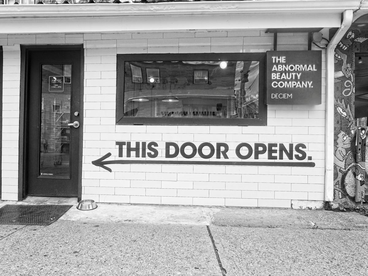 This Door Opens