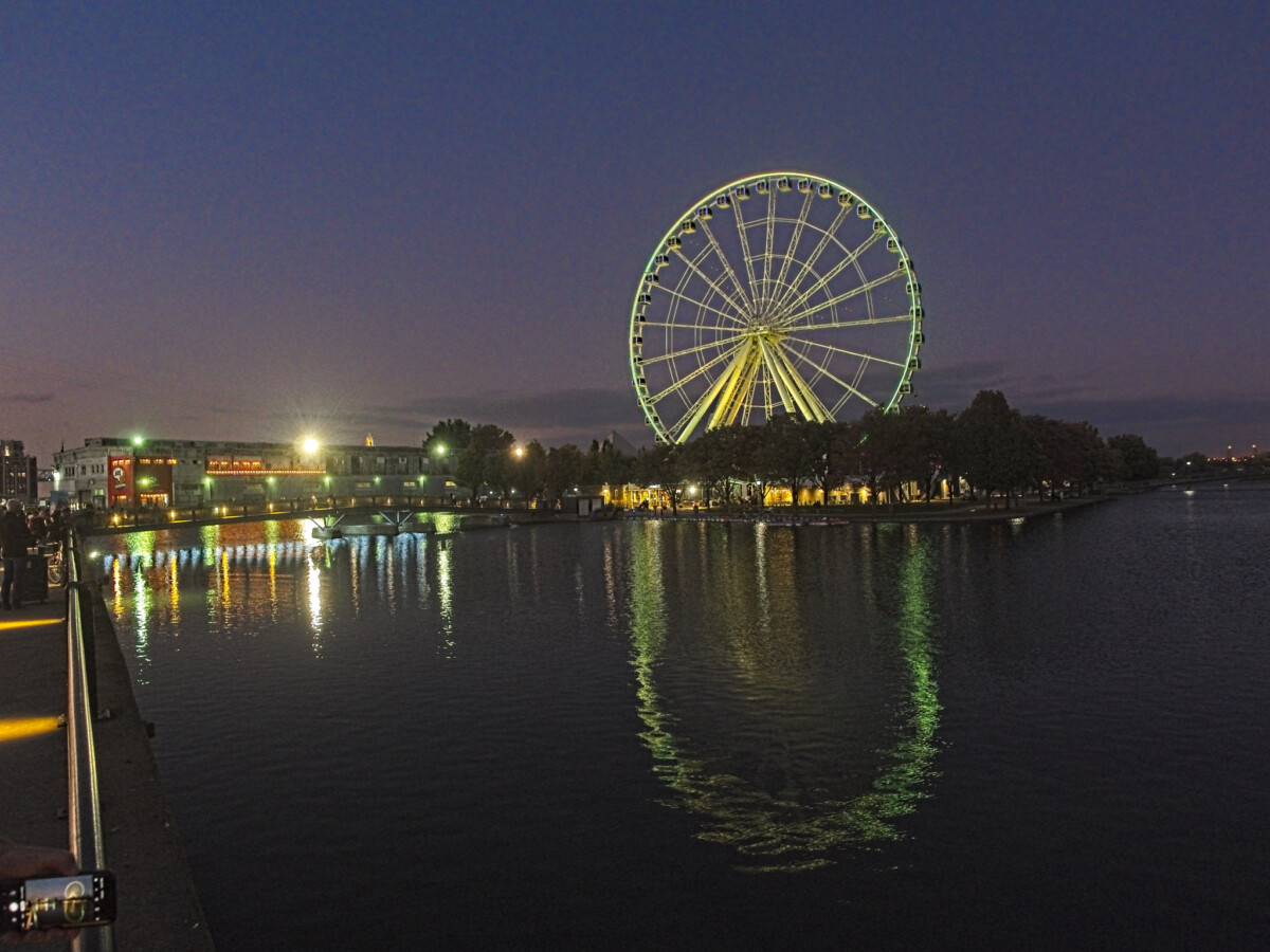 Montreal Ferris Wheel