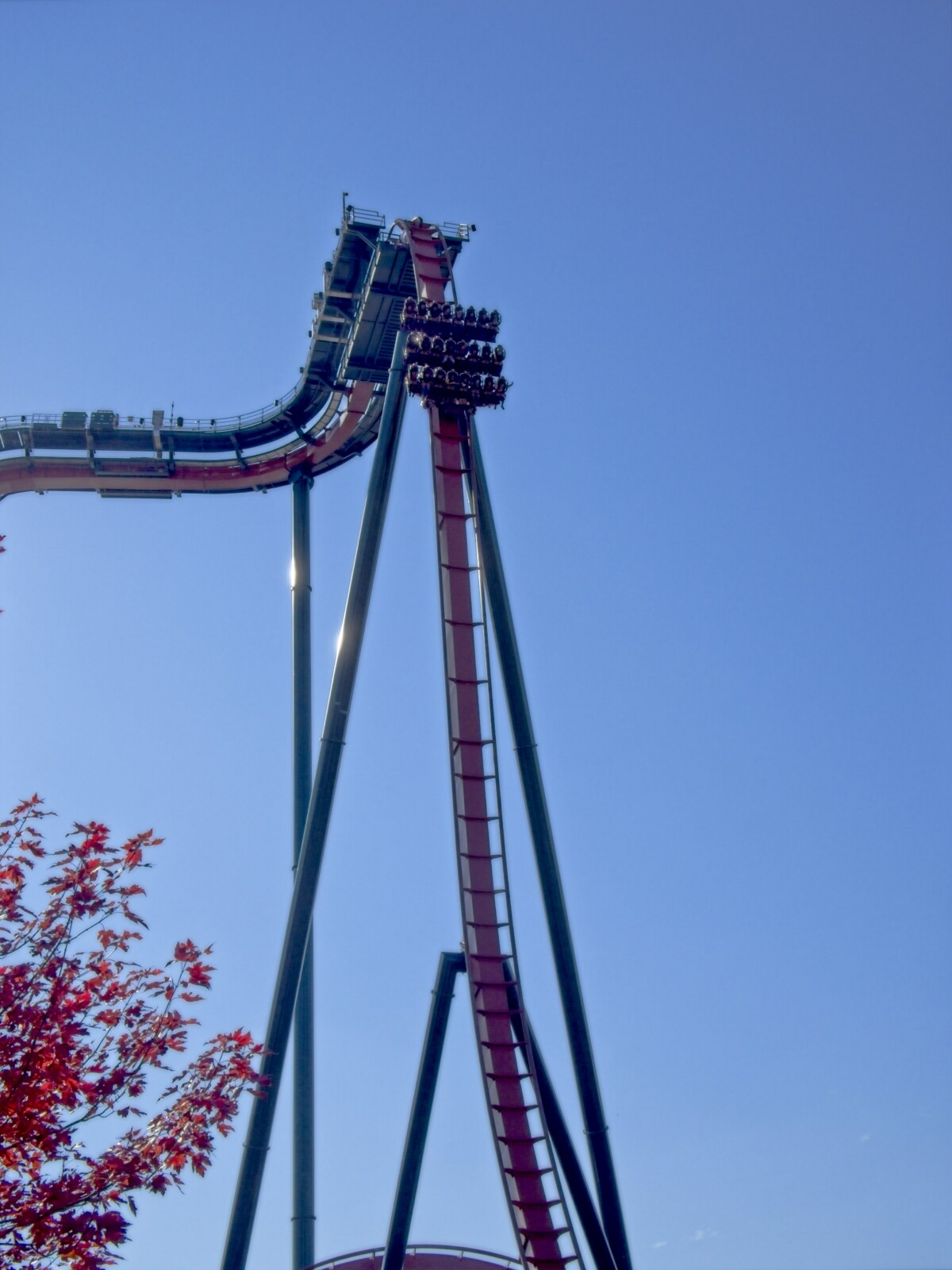 Yukon Striker Roller Coaster