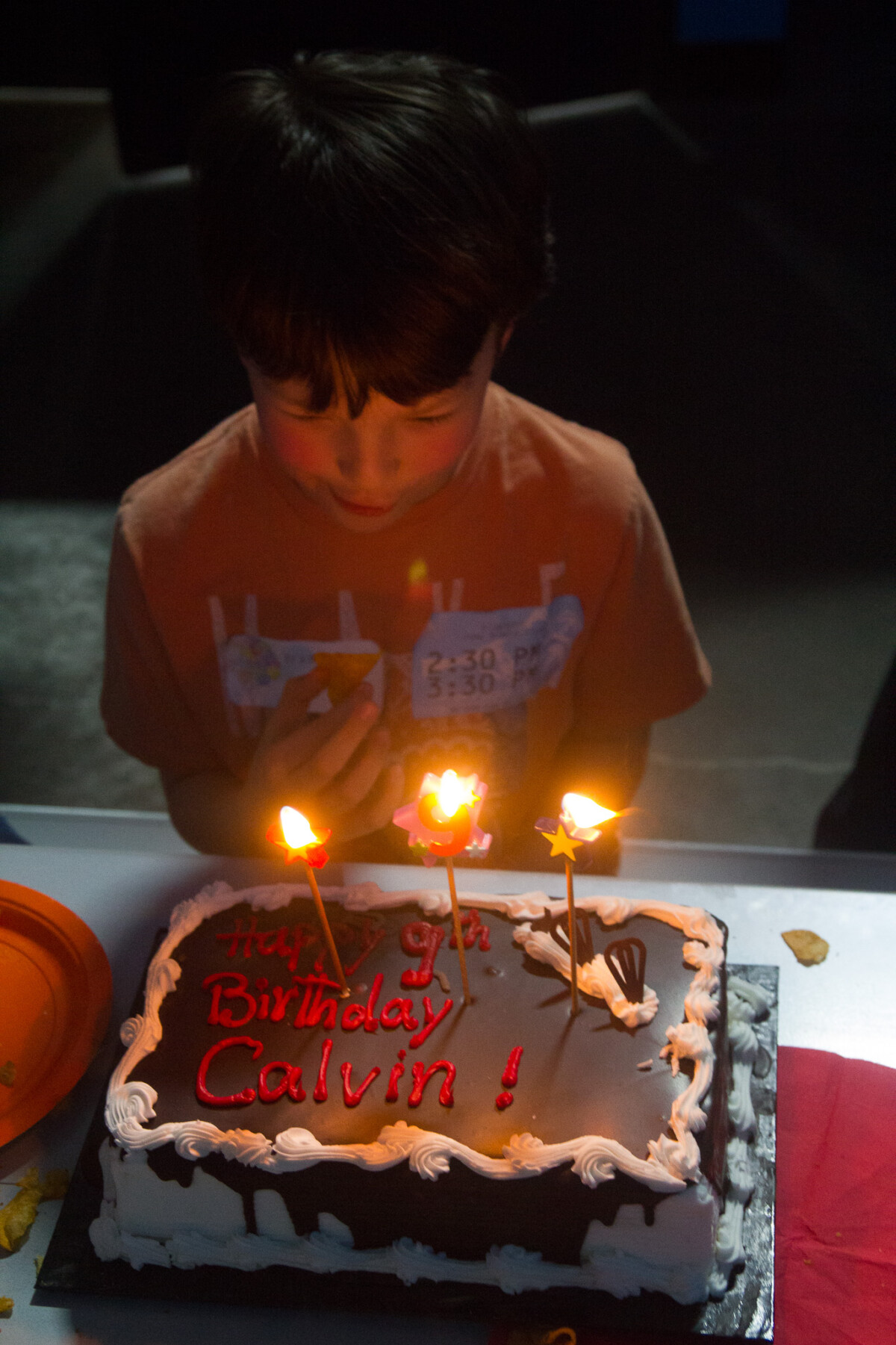 Happy Birthday Calvin