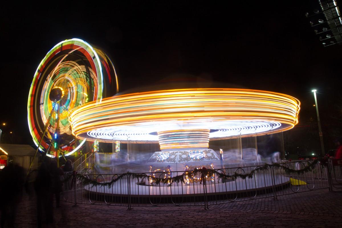 Christmas Market Amusement
