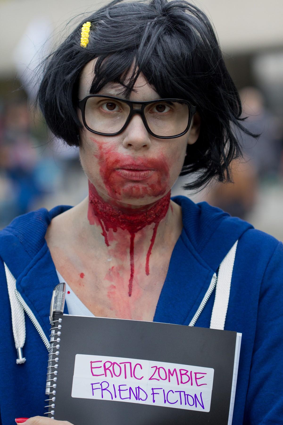 Erotic Zombie Friend Fiction